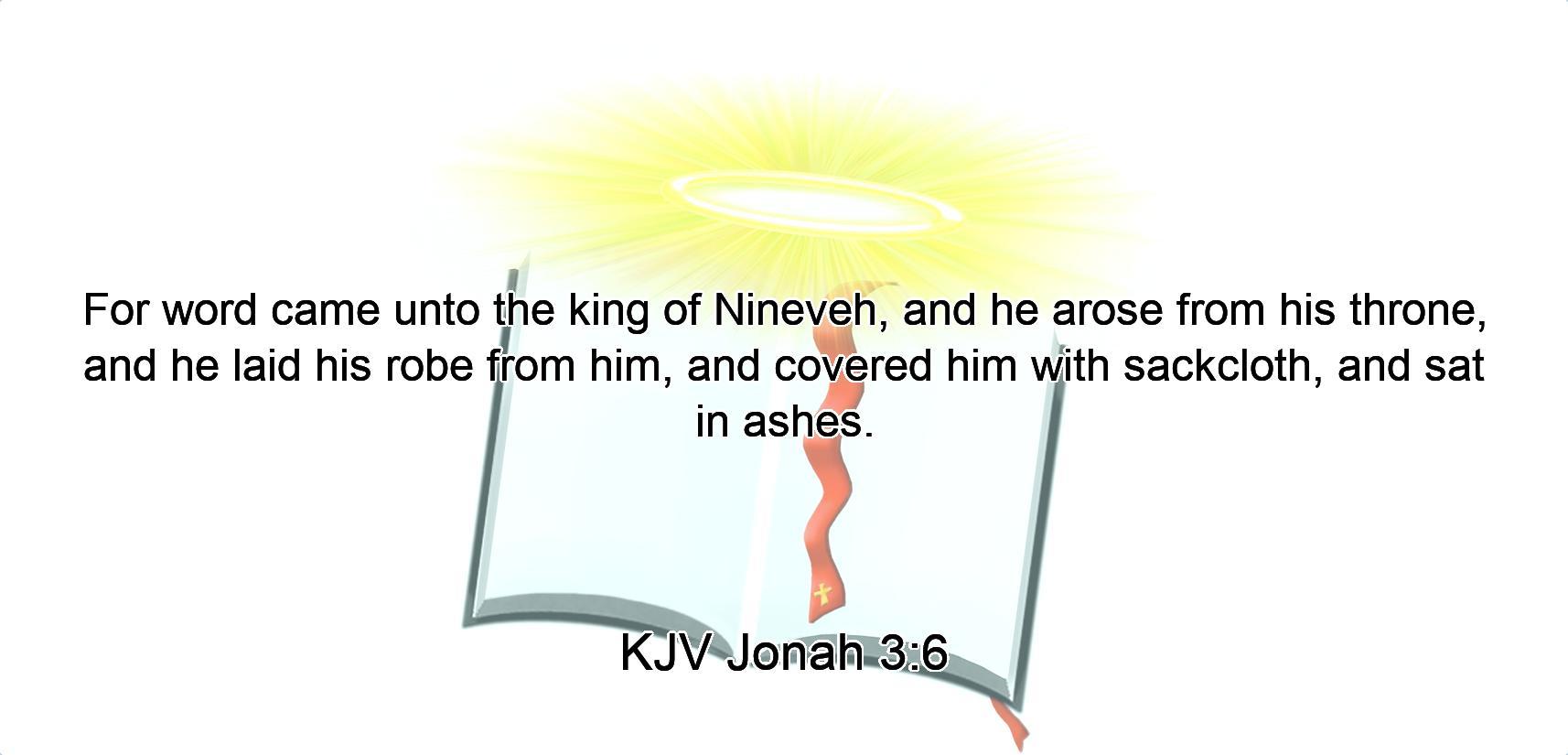 book of jonah kjv